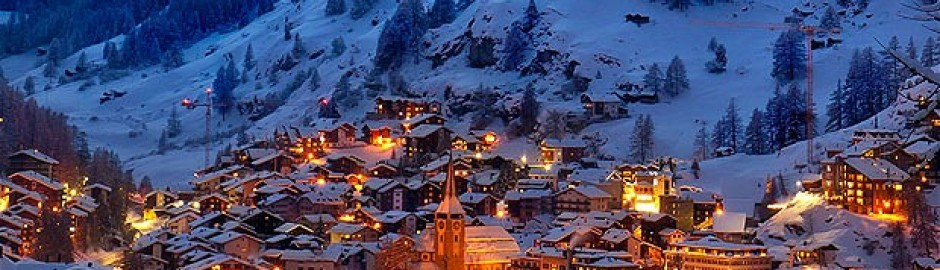 Christmas in Switzerland
