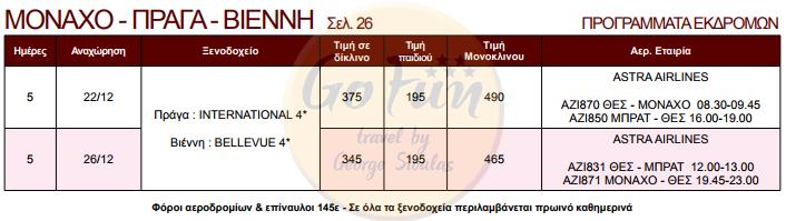 munhen-Prices
